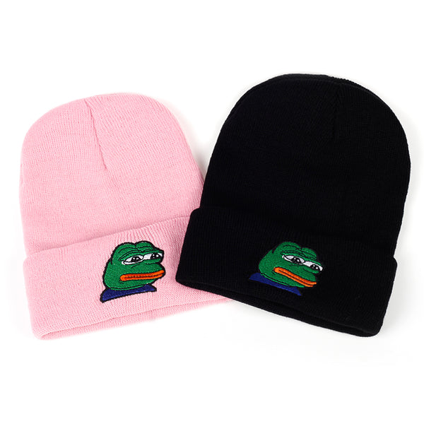 Bonnet Sad Pepe :(