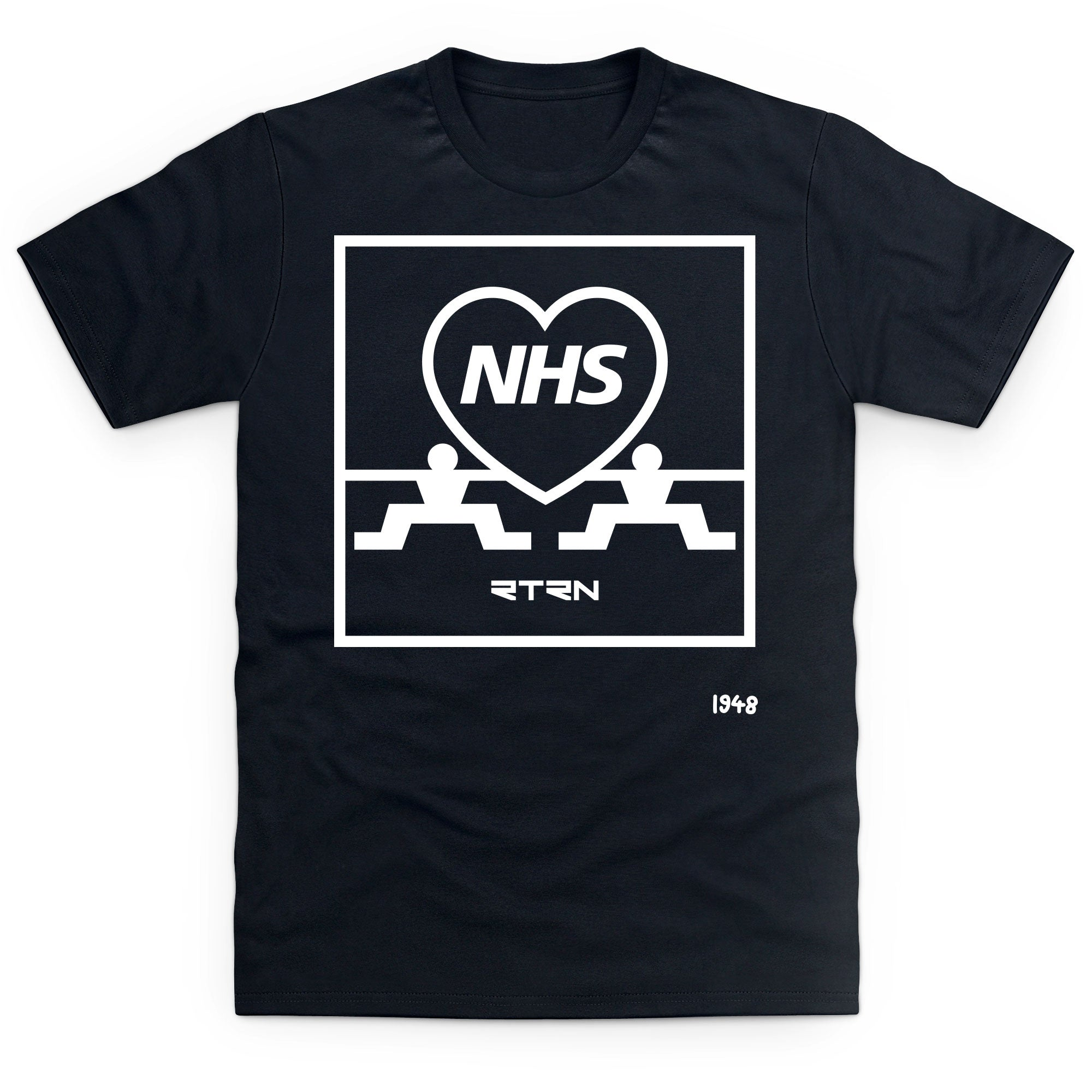NHS Since 1948 T Shirt –RTRN II JUNGLE Merch