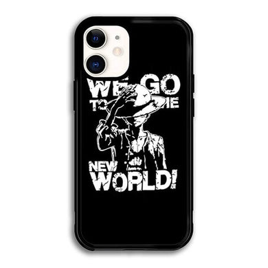 coque iphone 12/12 mini/12 pro/12 pro max One Piece We Go New World O1296