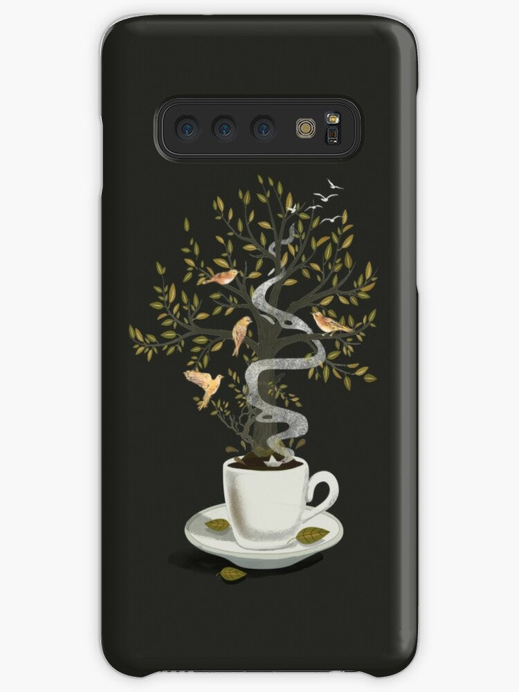 A Cup of Dreams Coque Samsung S10