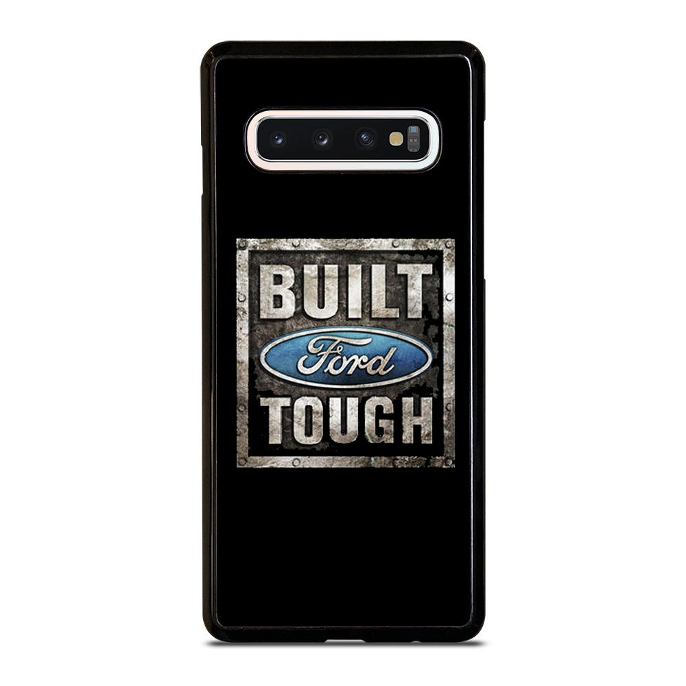 coque custodia cover fundas hoesjes j3 J5 J6 s20 s10 s9 s8 s7 s6 s5 plus edge D14764 BUILT FORD TOUGH GRAPHIC Samsung Galaxy S10 Case