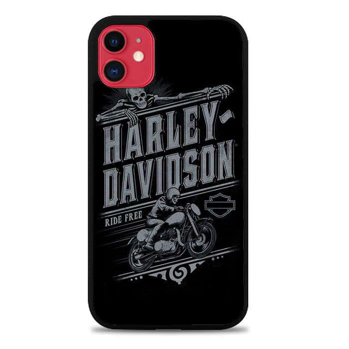 HARLEY DAVIDSON MOTORCYCLES Z5080 iPhone 11 coque
