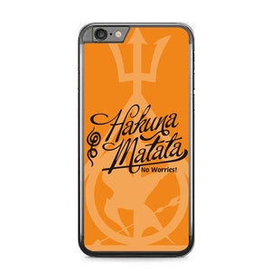 Hakuna Matata Symbol Z3685 iPhone 6 Plus, 6S Plus coque
