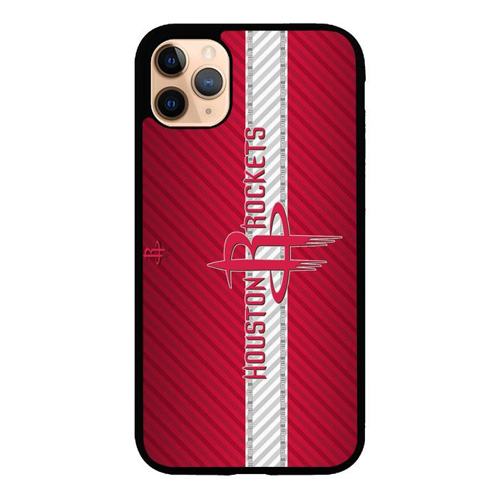 Houston Rockets Z5338 iPhone 11 Pro Max coque