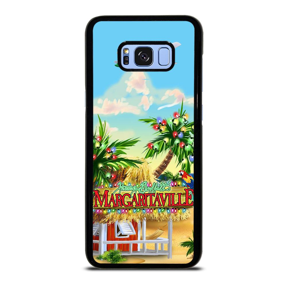 coque custodia cover fundas hoesjes j3 J5 J6 s20 s10 s9 s8 s7 s6 s5 plus edge D33280 MARGARITAVILLE #1 Samsung Galaxy S8 Plus Case