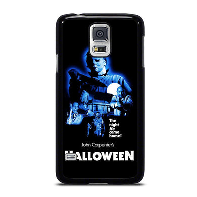 coque custodia cover fundas hoesjes j3 J5 J6 s20 s10 s9 s8 s7 s6 s5 plus edge D34641 MICHAEL MYERS HALLOWEEN #2 Samsung Galaxy S5 Case