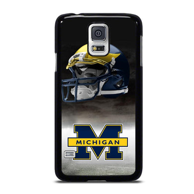 coque custodia cover fundas hoesjes j3 J5 J6 s20 s10 s9 s8 s7 s6 s5 plus edge D34737 MICHIGAN WOLVERINES #4 Samsung Galaxy S5 Case