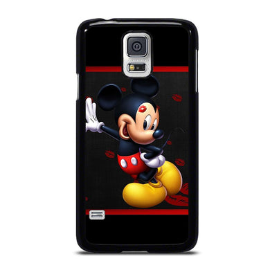 coque custodia cover fundas hoesjes j3 J5 J6 s20 s10 s9 s8 s7 s6 s5 plus edge D34810 MICKEY MOUSE #2 Samsung Galaxy S5 Case