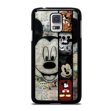 coque custodia cover fundas hoesjes j3 J5 J6 s20 s10 s9 s8 s7 s6 s5 plus edge D34902 MICKEY MOUSE PAPER Samsung Galaxy S5 Case