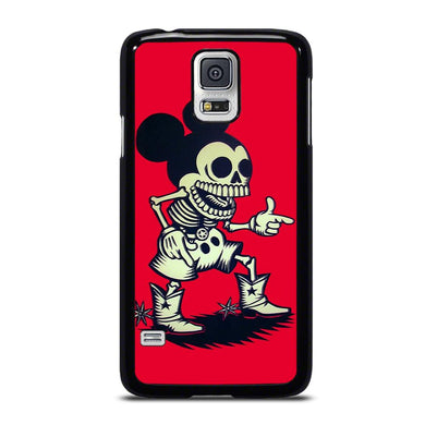 coque custodia cover fundas hoesjes j3 J5 J6 s20 s10 s9 s8 s7 s6 s5 plus edge D34921 MICKEY MOUSE ZOMBIE Samsung Galaxy S5 Case