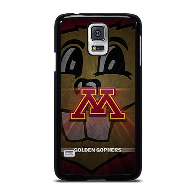 coque custodia cover fundas hoesjes j3 J5 J6 s20 s10 s9 s8 s7 s6 s5 plus edge D35201 MINNESOTA GOLDEN GOPHERS #1 Samsung Galaxy S5 Case