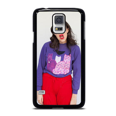 coque custodia cover fundas hoesjes j3 J5 J6 s20 s10 s9 s8 s7 s6 s5 plus edge D35412 MIRANDA SINGS Samsung Galaxy S5 Case