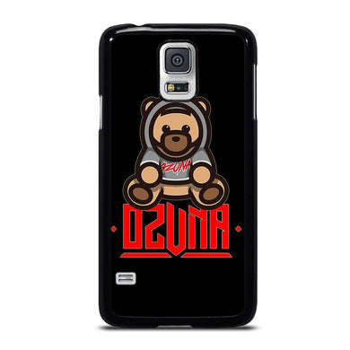 coque custodia cover fundas hoesjes j3 J5 J6 s20 s10 s9 s8 s7 s6 s5 plus edge D35693 MOSCHINO BEAR WHITE OZUNA #1 Samsung Galaxy S5 Case