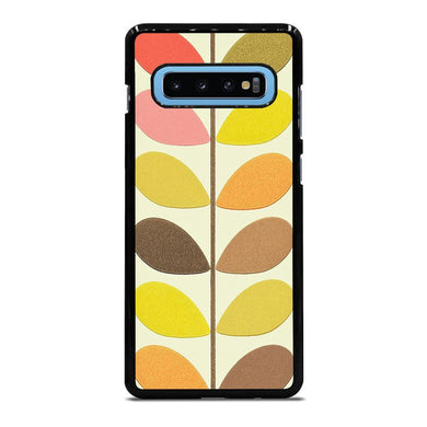 coque custodia cover fundas hoesjes j3 J5 J6 s20 s10 s9 s8 s7 s6 s5 plus edge D35885 MULTI STEM ORLA KIELY FOLIO Samsung Galaxy S10 Plus Case