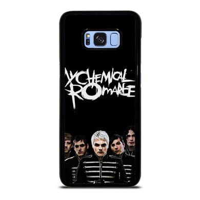 coque custodia cover fundas hoesjes j3 J5 J6 s20 s10 s9 s8 s7 s6 s5 plus edge D35917 MY CHEMICAL ROMANCE BAND Samsung Galaxy S8 Plus Case