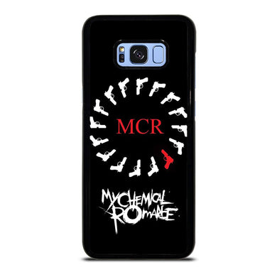 coque custodia cover fundas hoesjes j3 J5 J6 s20 s10 s9 s8 s7 s6 s5 plus edge D35945 MY CHEMICAL ROMANCE GUN Samsung Galaxy S8 Plus Case