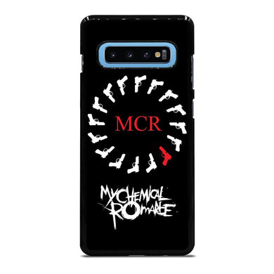 coque custodia cover fundas hoesjes j3 J5 J6 s20 s10 s9 s8 s7 s6 s5 plus edge D35941 MY CHEMICAL ROMANCE GUN Samsung Galaxy S10 Plus Case