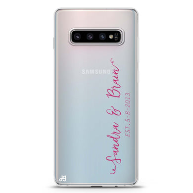 Memories Coque Samsung S10