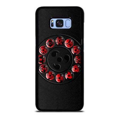 coque custodia cover fundas hoesjes j3 J5 J6 s20 s10 s9 s8 s7 s6 s5 plus edge D36040 NARUTO 48 SHARINGAN Samsung Galaxy S8 Plus Case