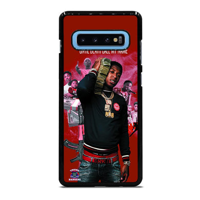 coque custodia cover fundas hoesjes j3 J5 J6 s20 s10 s9 s8 s7 s6 s5 plus edge D36182 NBA YOUNGBOY RAPPER SINGER #1 Samsung Galaxy S10 Plus Case