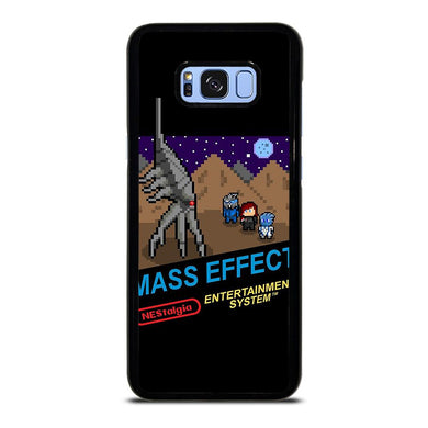 coque custodia cover fundas hoesjes j3 J5 J6 s20 s10 s9 s8 s7 s6 s5 plus edge D36221 NESTALGIA MASS EFFECT FEMSHEP Samsung Galaxy S8 Plus Case