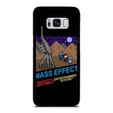 coque custodia cover fundas hoesjes j3 J5 J6 s20 s10 s9 s8 s7 s6 s5 plus edge D36220 NESTALGIA MASS EFFECT FEMSHEP Samsung Galaxy S8 Case