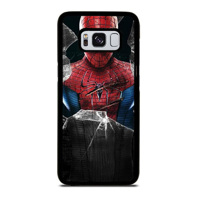 coque custodia cover fundas hoesjes j3 J5 J6 s20 s10 s9 s8 s7 s6 s5 plus edge D36252 NEW SPIDERMAN 1 Samsung Galaxy S8 Case