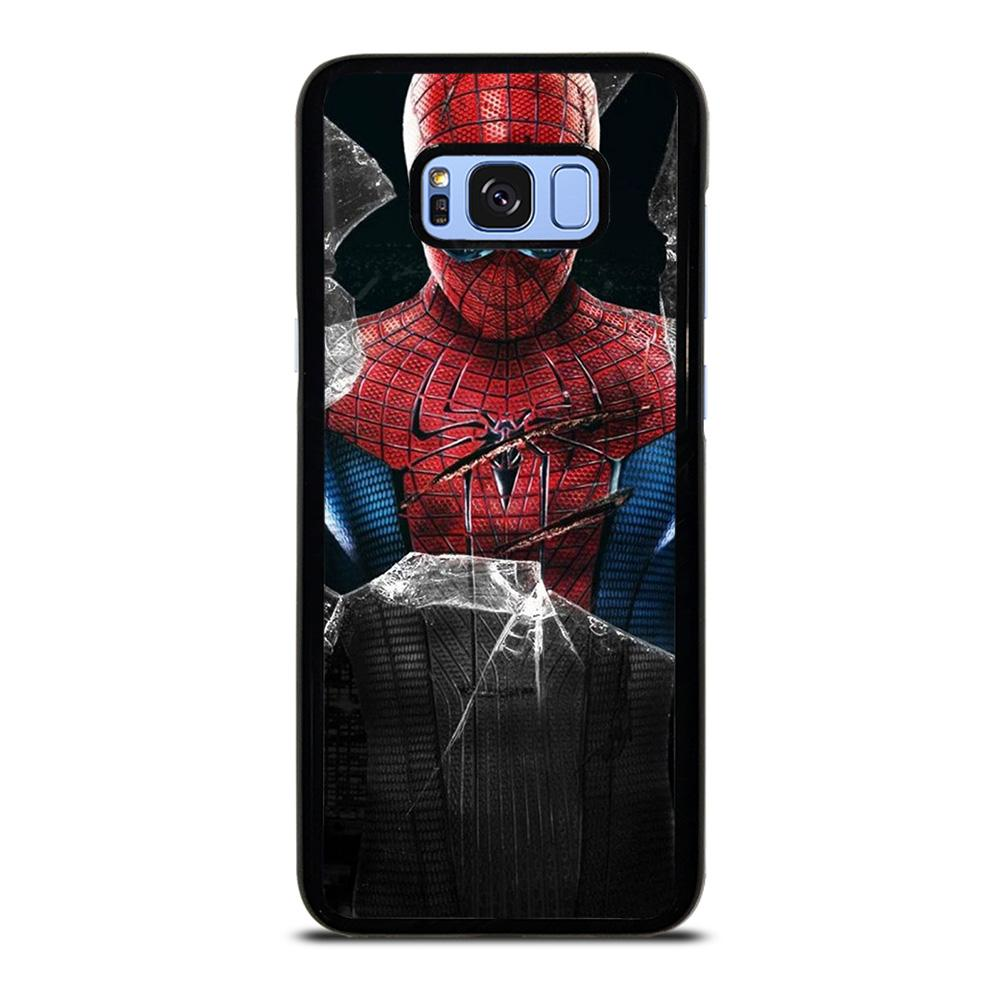 coque custodia cover fundas hoesjes j3 J5 J6 s20 s10 s9 s8 s7 s6 s5 plus edge D36253 NEW SPIDERMAN 1 Samsung Galaxy S8 Plus Case