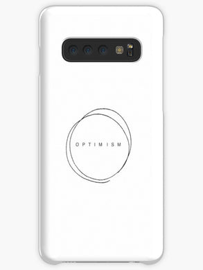 Optimism - YES! Coque Samsung S10
