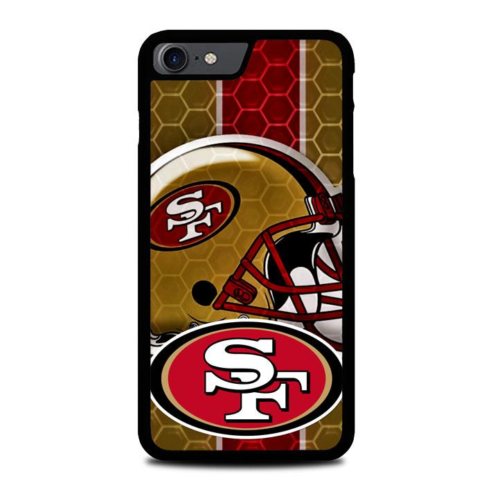 San Francisco 49ers logo Z3143 iPhone 7 , iPhone 8 coque