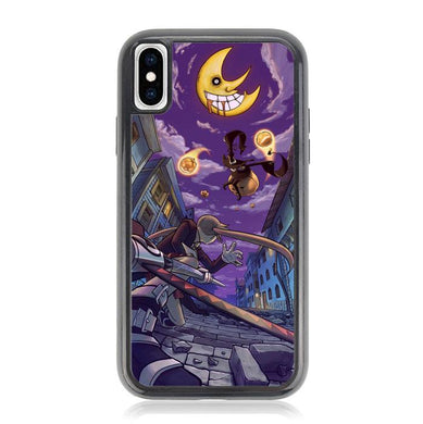Soul Eater Blair And Maka Z4578 iPhone XS Max coque