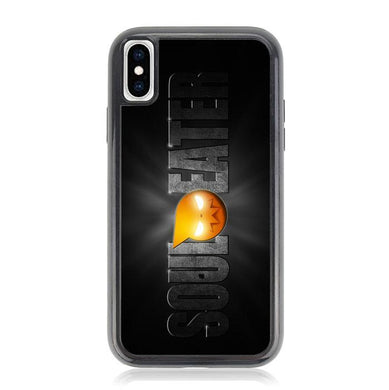 Soul Eater Manga Anime logo Z1455 iPhone XS Max coque