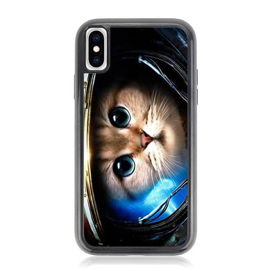 Space Cat Z1621 iPhone XS Max coque