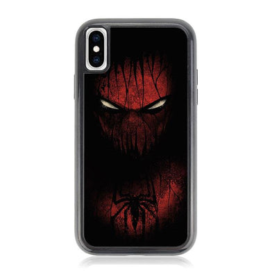 Spiderman Face Z5133 iPhone XS Max coque