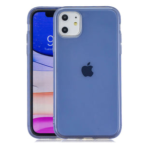 Ultra Mince 1.5MM Transparent étui pour iphone 11 Pro XR XS X Max 5 5s 6 6s 7 8 Plus Souple étui en
