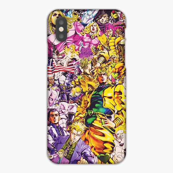 Coque iphone 6 7 8 plus Villains Jojo Bizzare Adventure