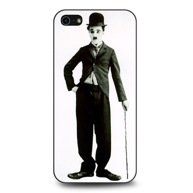 Charlie Chaplin coque iPhone 5/5s/SE