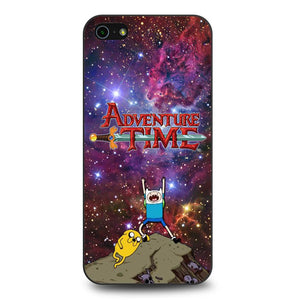 Adventure Time Galaxy coque iPhone 5/5s/SE