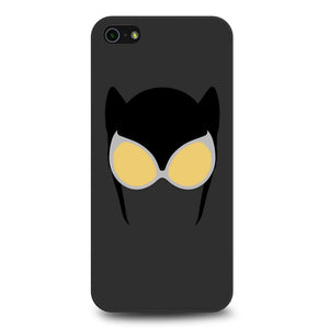 Catwoman Mask coque iPhone 5/5s/SE