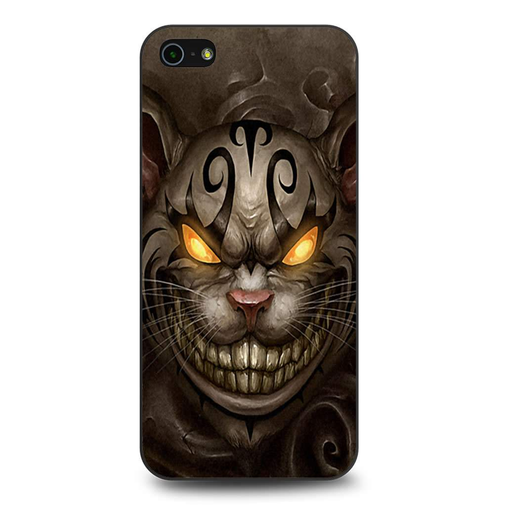 Chesire Wild Cats coque iPhone 5/5s/SE