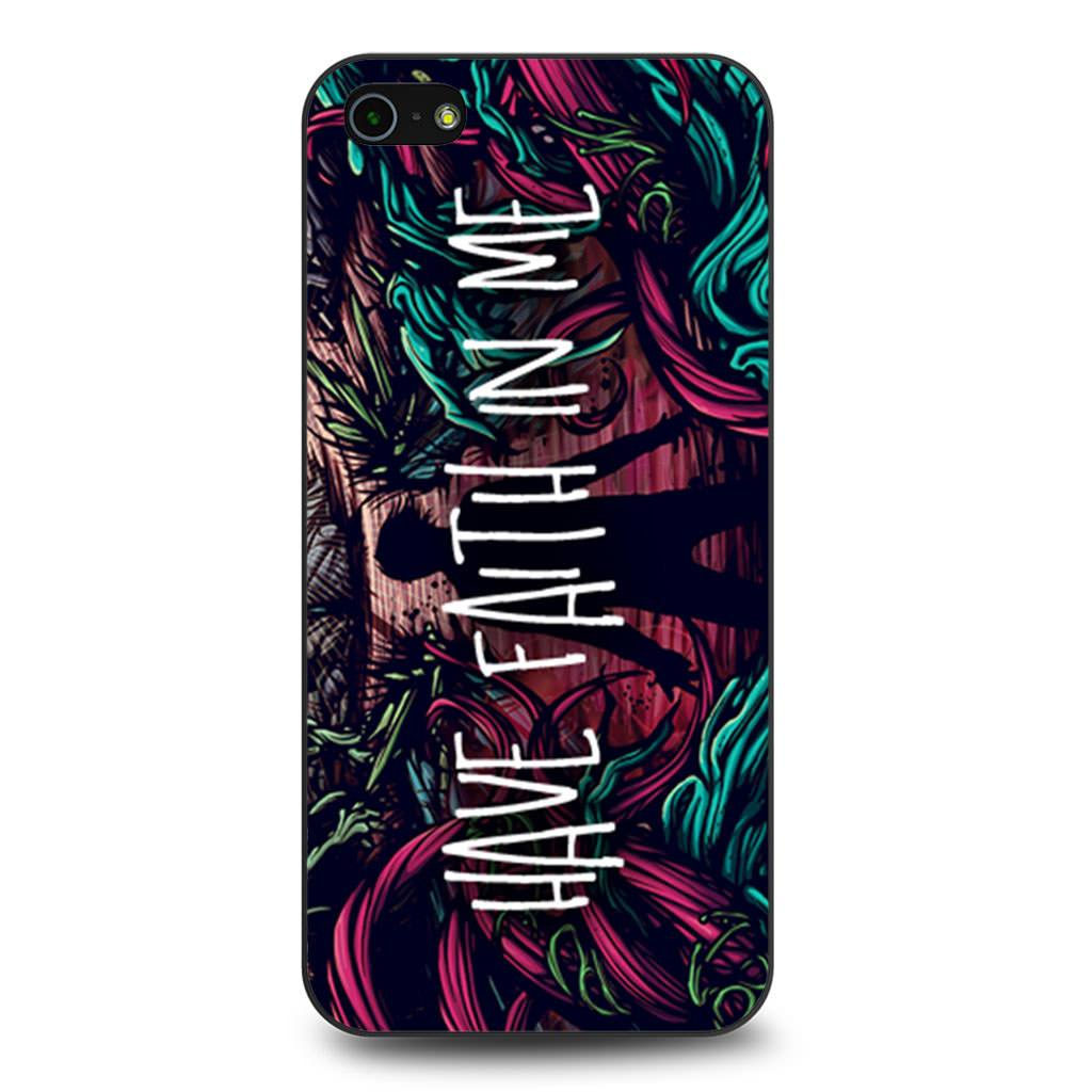 A Day To Remember - Have Faith In Me coque iPhone 5/5s/SE