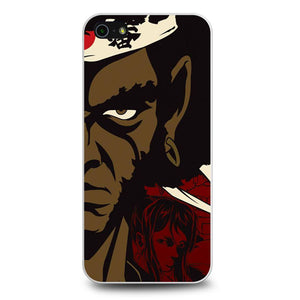 Afro Samurai coque iPhone 5/5s/SE