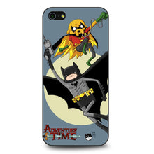 Charger l'image dans la galerie, Adventure Time Batman & Robin coque iPhone 5/5s/SE