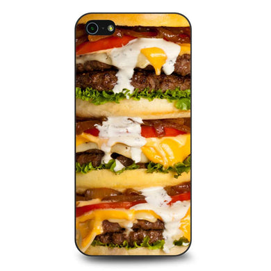 Cheeseburger coque iPhone 5/5s/SE