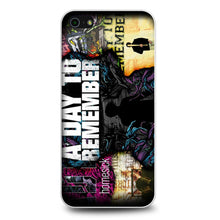 Charger l'image dans la galerie, A Day To Remember coque iPhone 5/5s/SE