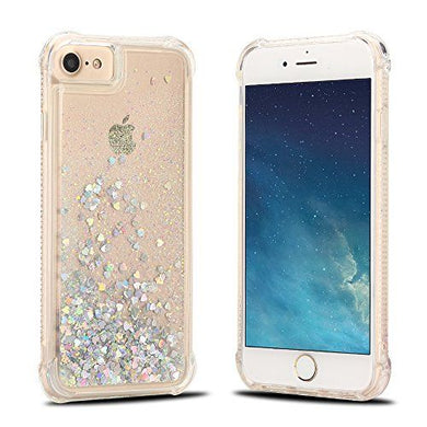 Coque iPhone 6 Plus/6S PlusSurakey Glitter Paillette TPU Silicone Étui  Housse Téléphone Couverture Brillant Cristal strass avec Ange Papillon  motif Transparent Case pour iPhone 6 Plus/6S Plus ArgentCoque iPhone 11 PRO/MAX/X/XS/XR 2019 8/7/6S/SE +Vitre P