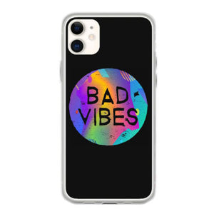 bad vibes color coque iphone 11