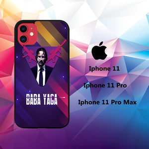 coque iphone 11 pro max John Wick Wallpaper case