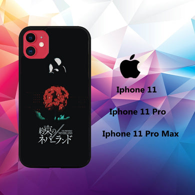 coque iphone 11 pro max The Promised Neverland