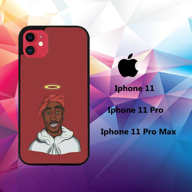 coque iphone 11 pro max case A7469 tupac wallpaper iphone 98sV2